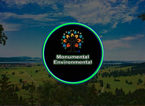 monumental enviroment logo