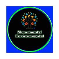 monumental enviromental logo