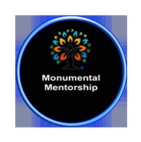 monumental mentership logo