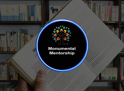 monumental mentroship logo