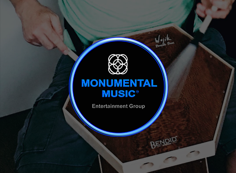 monumental music logo